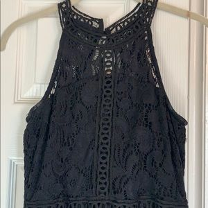 Short Black Dress size small